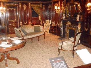 The set from the 1997 feature Titanic